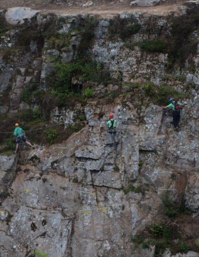 Adrenaline activity in Cornwall