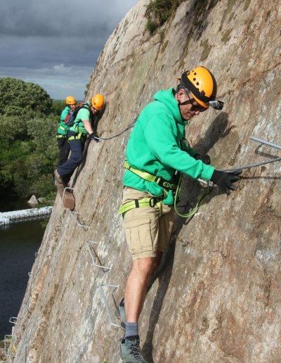 Climbing Cornwall