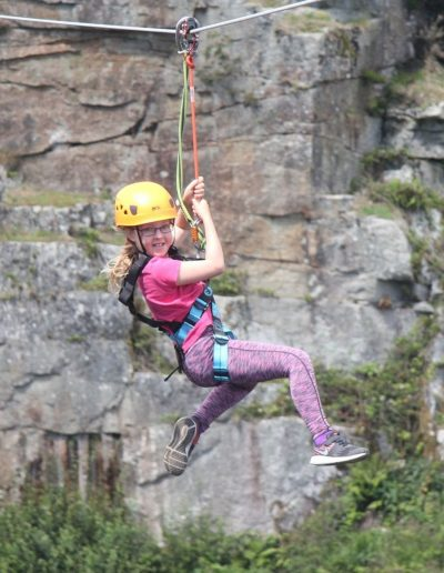 Zip wire South West