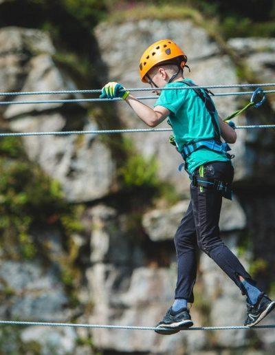Kids adventure in Cornwall