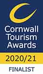 Cornwall Tourism Awards Finalist Logo