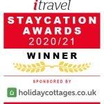 Staycation Award winner logo