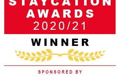 We won 'Experience of the Year' itravel Staycation Award!